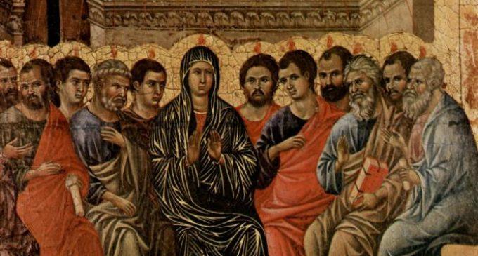 Pourquoi la Pentecôte symbolise la naissance de l'Eglise.