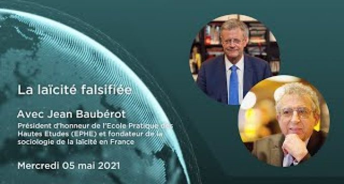 La laïcité falsifiée – Comprendre le monde – Jean Bauberot et Pascal Boniface