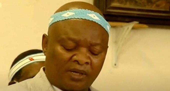 Le nouveau roi des Xhosa reconnu par le président sud-africain