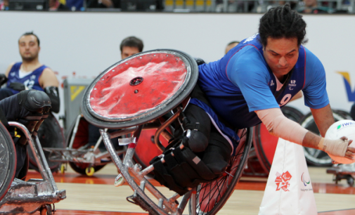 Ryadh Sallem, 18 fois champion de France et d'Europe d'handisport : «la norme c'est la différence»