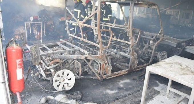 L'incendiaire présumé du hangar à bananes du François a été interpellé