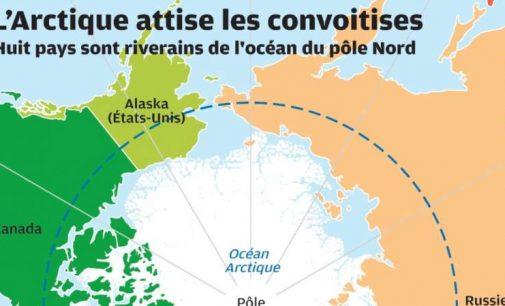 Les glaces de l'Arctique : futur terrain de la nouvelle Guerre Froide ?