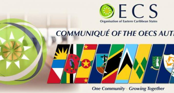 Communiqué de la 7e réunion extraordinaire de l'Autorité de l'OECO