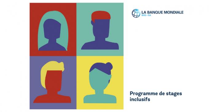 La Banque mondiale lance un appel à candidatures d'Amérique latine et des Caraïbes pour un programme de stages inclusifs