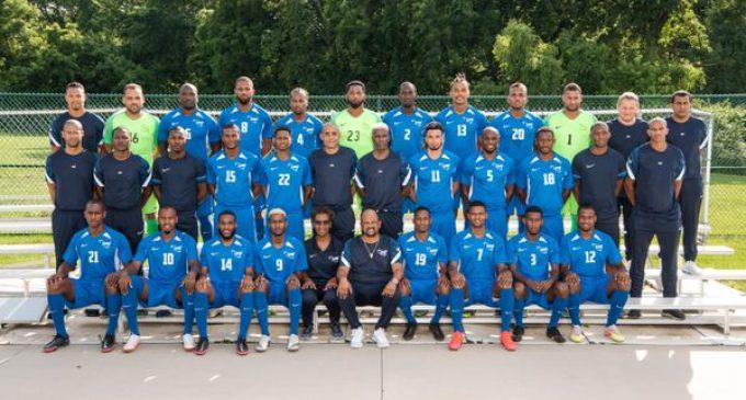 Martinique : J-3 avant d'affronter le Canada pour la Gold Cup
