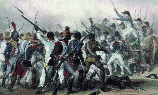 23 août 1791  Révolte des esclaves à Saint-Domingue