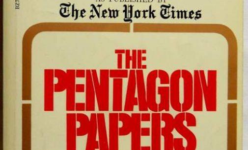 Pentagon Papers #01 : La révélation du rapport top secret au Congrès  Congrès,