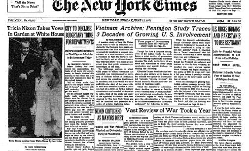 Pentagone Papers #02 : Comment Mike Gravel a obtenu les documents