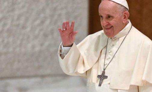 Covid-19: se vacciner est «un acte d'amour» pour le pape François