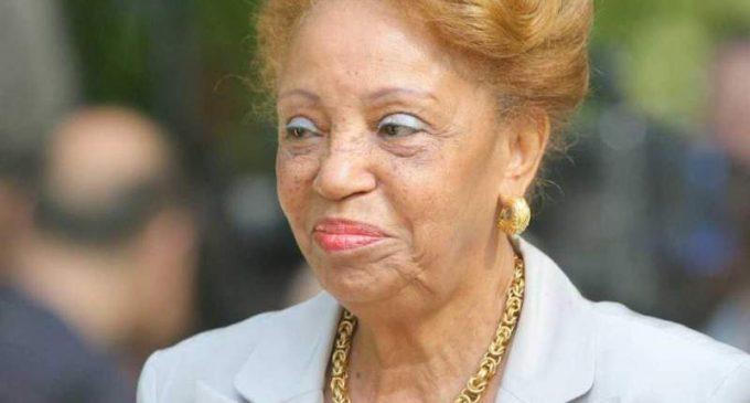 La femme politique de la Guadeloupe Lucette Michaux-Chevry est décédée