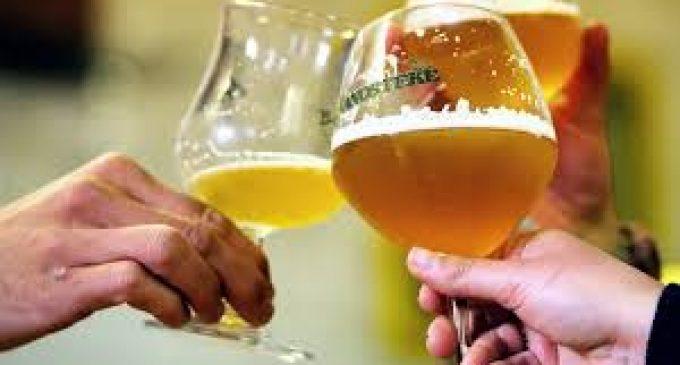 Le spectaculaire déclin de la consommation d'alcool