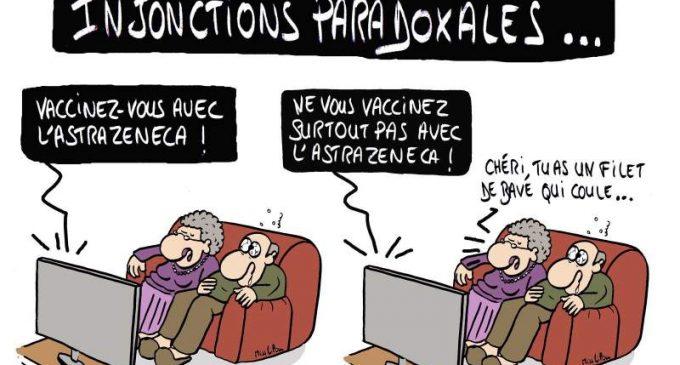 L'INJONCTION PARADOXALE; COMME AU TEMPS DE L'ESCLAVAGE