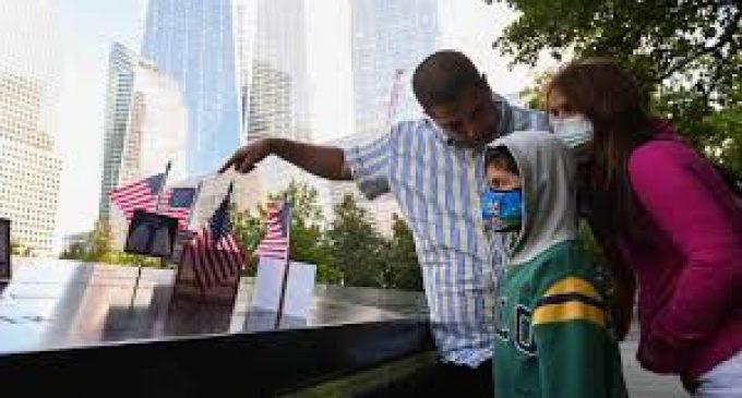 11 Septembre : 20 ans après, l'hommage de l'Amérique aux 3000 morts des attentats